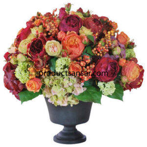 Rose Collection with Pot
