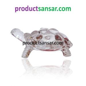 Lucky Charm Glass Tortoise/Turtle